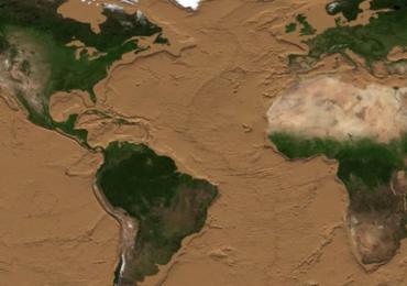 Une animation de la NASA montre à quoi ressemblerait la surface de la Terre si toute l'eau s'évaporait