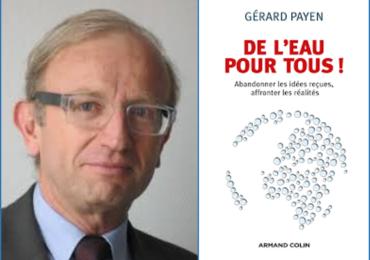 Webconférence donnée par Gérard PAYEN et Thierry BENLAHSEN : les enjeux du 9ème Forum Mondial de l'Eau