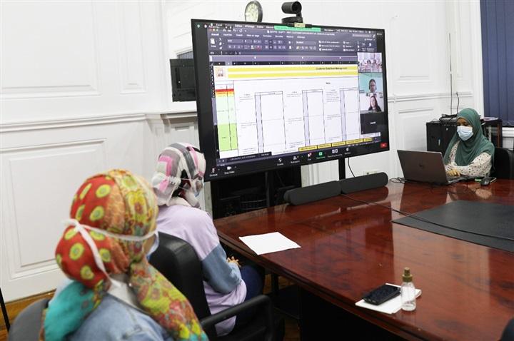 Collaboration entre la Holding Company for Water and Wastewater au Caire et APT pour l'organisation de formation courte dédiée aux managers de l'eau et assainissement