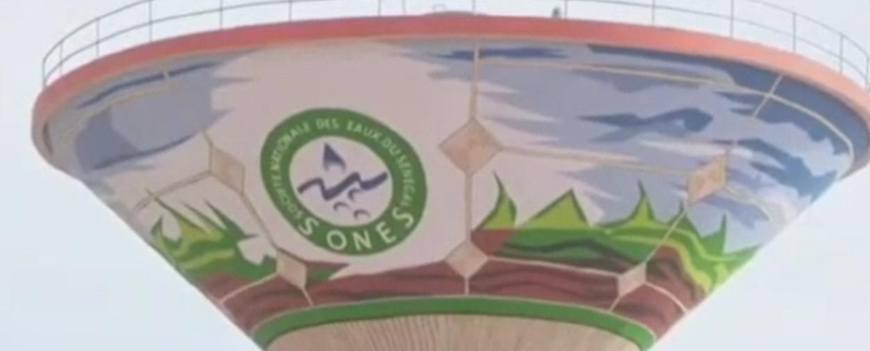 SÉNÉGAL - Kédougou - Inauguration de la station de production d'eau par le Président Macky Sall