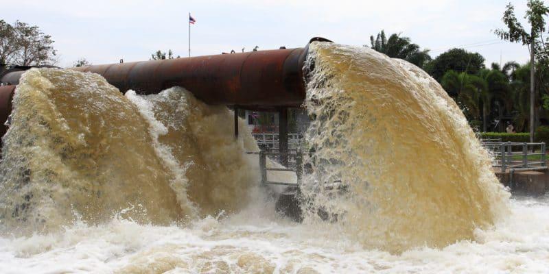 ANGOLA - Mégaprojet d'eau potable à Bita